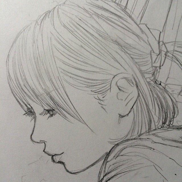 tweet : 漫画家・江口寿史先生がツイッターでさらりと教えてくれたイラスト練習法がすごくタメになる - NAVER まとめ