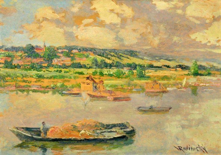 Václav Radimský(1867 - 1946)