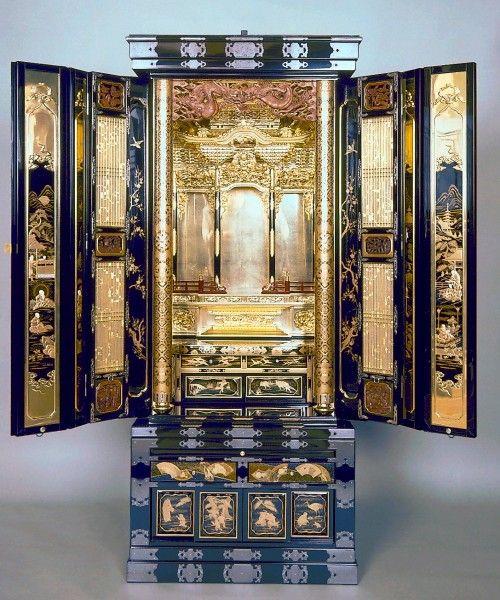 金沢仏壇 | 伝統的工芸品 | 伝統工芸 青山スクエア