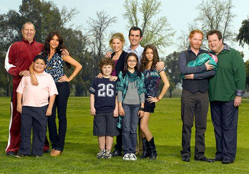 Modern Family!  Funniest comedy on television.