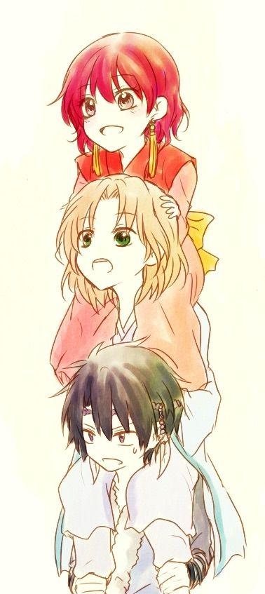 Yona of the Dawn / Akatsuki no Yona (暁のヨナ) -- I absolutely love this manga (now anime)!!