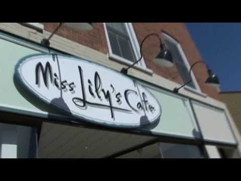 Miss Lily's Cafe, Picton Ontario