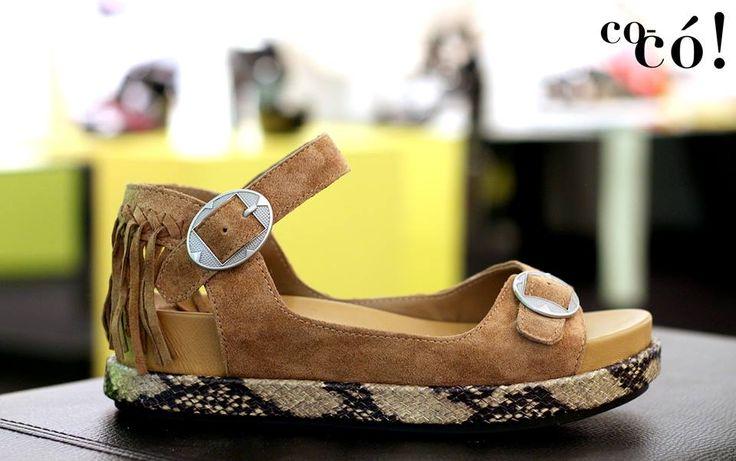Sandalias de Ash
