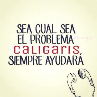 GGGGG <3 Caligaris <3