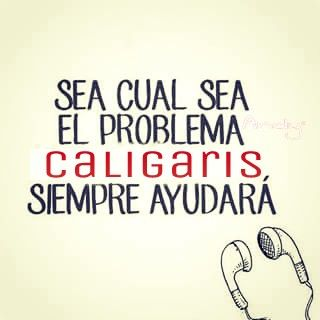 GGGGG <3 Caligaris <3