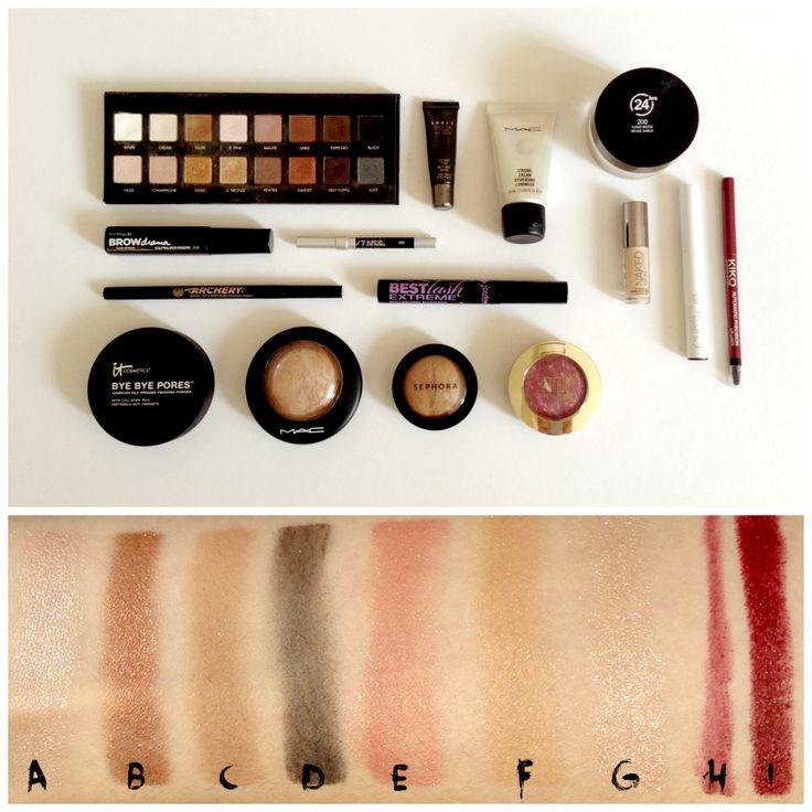 Tutorial Make Gótica Suave   New in Makeup