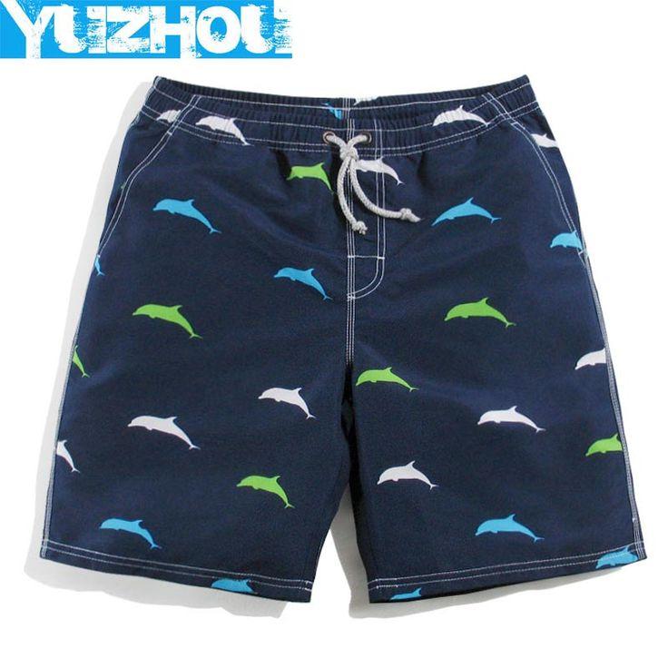 Yuzhou men's board shorts beach swimwear navy mens bermudas masculina shorts running joggers boardshort patterns man swimsuits