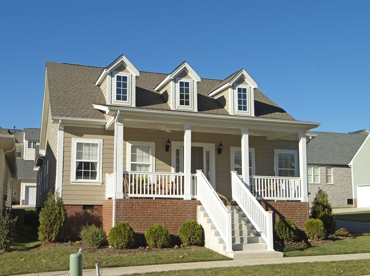 Red Brick House Exterior Shutters Ranch Style