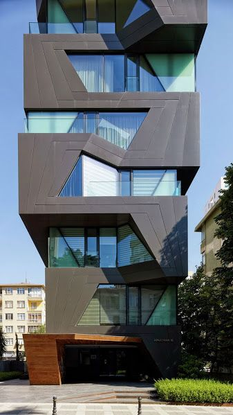 Edificio de Departamentos por Aytac Architects