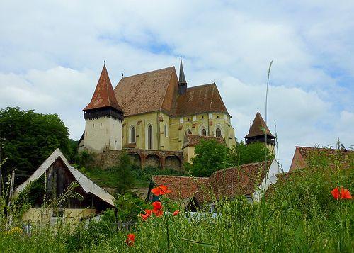 Happy Sunday ! / Biertan, Romania (Unesco world heritage)