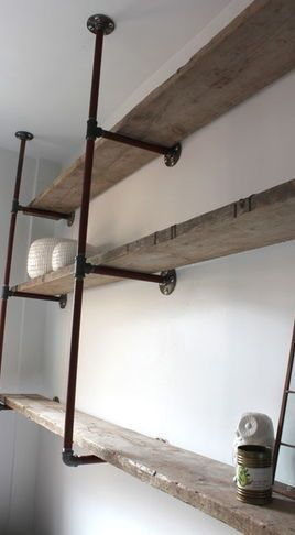 Modern Bookcase,how easy would this be in a basement or garage??