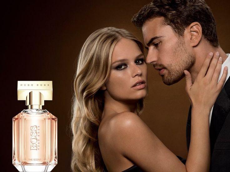 perfume hugo boss mujer the scent