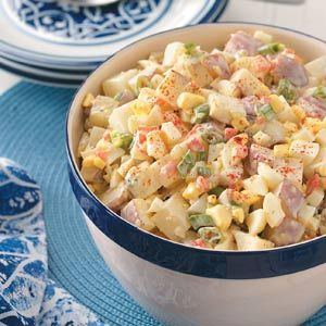 Moms Potato Salad