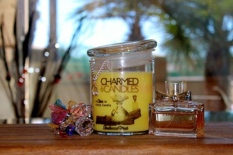 Ignite your passion with this beautiful candle