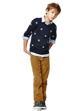 Kids Clothing: Boys Clothing: Featured Outfits New Arrivals | Gap I just bought this for my nephew ... He loved it..