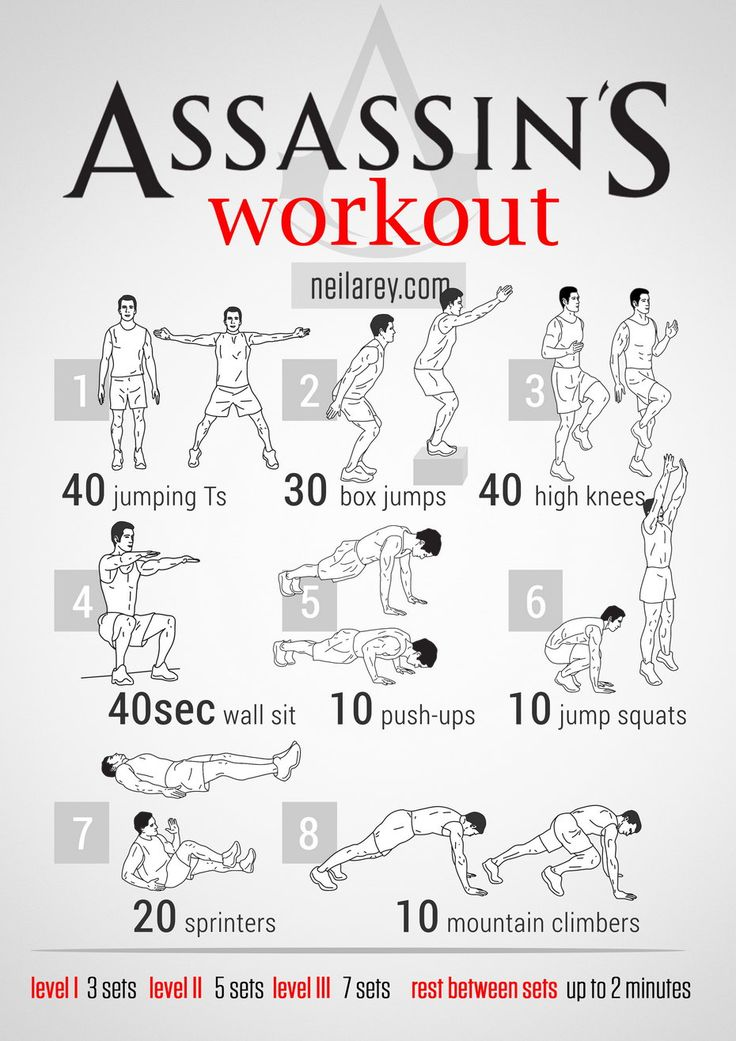 CARDIO (legs) - Assassin Workout  | Happy Gaming! Ideal Games. Search hundreds of free online games @ puzzleplay.com dressupnation.com