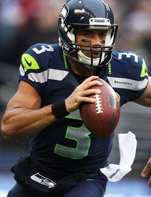 Russell Wilson an amazing rookie qb definitely deserves rookie of the year. He had an amazing season and brought the hawks so far, can't wait till next season! #GOHAWKS