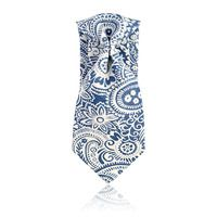 Today's Hot Pick :88296 Blue Floral Patterned 8cm Necktie http://fashionstylep.com/SFSELFAA0024644/stylehommeen1/out A gutsy move for such a traditional piece, this slim tie sports a fun blue floral pattern that will just knock your look out of the park when you wear it with a crisp gray shirt or a classic, skinny navy suit. - 8 cm wide tie - Lined - Sturdy cotton - Blue floral print pattern
