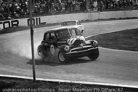 Brian Mayman Oran Park 1967
