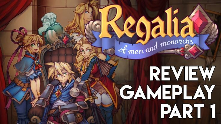 Regalia: Of Men and Monarchs Review/PC Gameplay | Tactical Turn-Based RPG