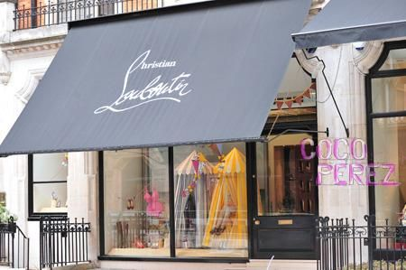 Peony Design ? christian louboutin store in china