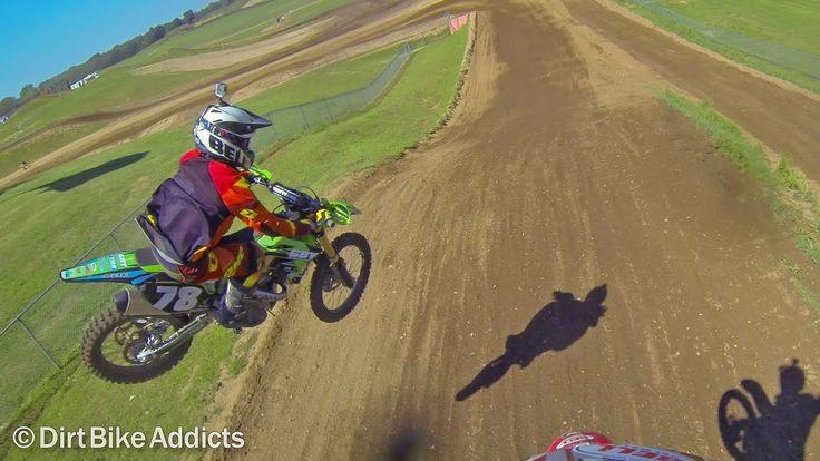 GoPro: 2 vs 4 Stroke Battle at Redbud Motocross - Dirt Bike Addicts
