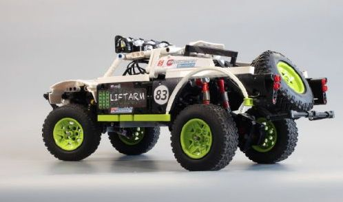 Lego Technic Baja Truck