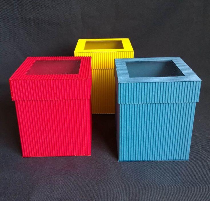 hacer cajas de carton corrugado - Buscar con Google