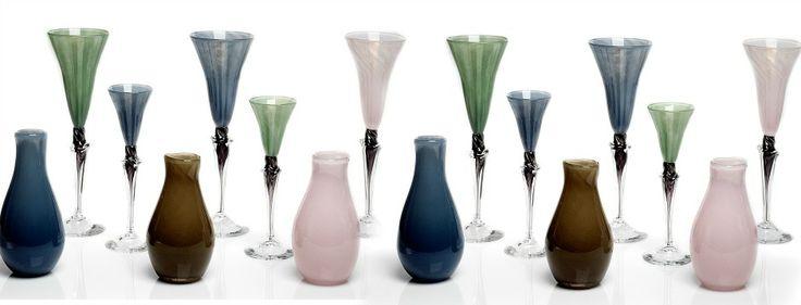 Blown glas by Knapstad glass  #artglass #blownglass #handblownglass #glassblowing