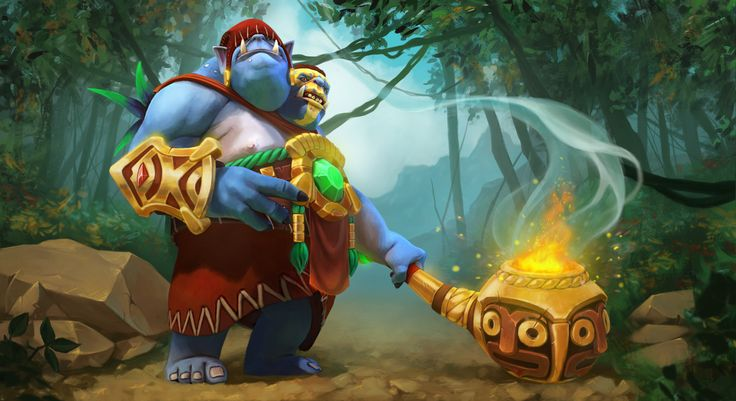 Image for Legacy Of Giant Dota 2 HD Wallpaper