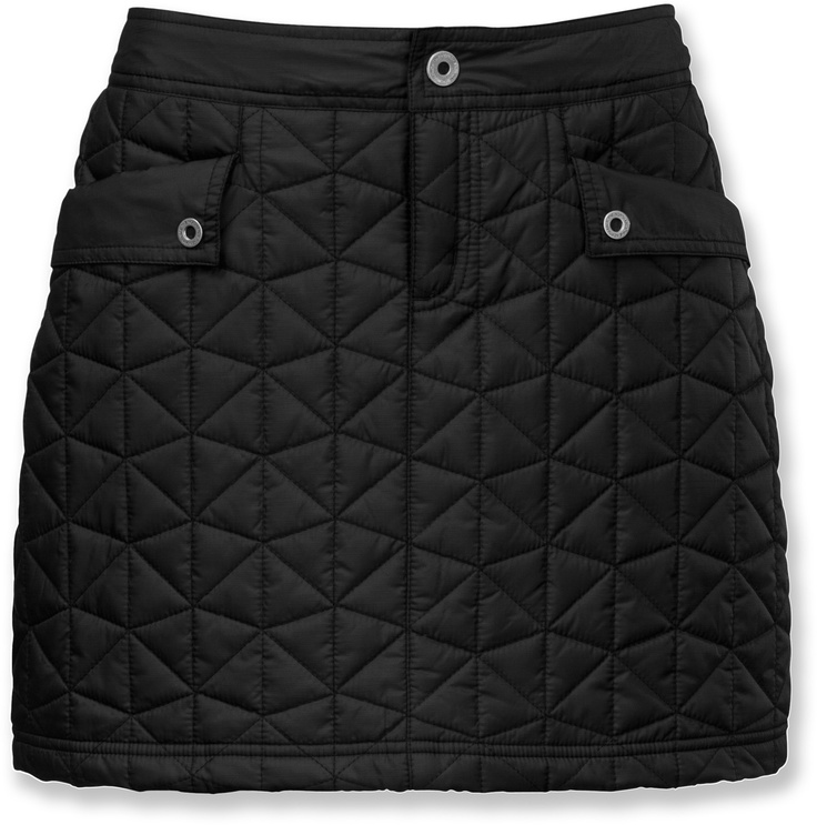 The North Face Runaway Insulated Skirt - Free Shipping at REI.com $75...if only I wasn't pregnant this winter...sigh...