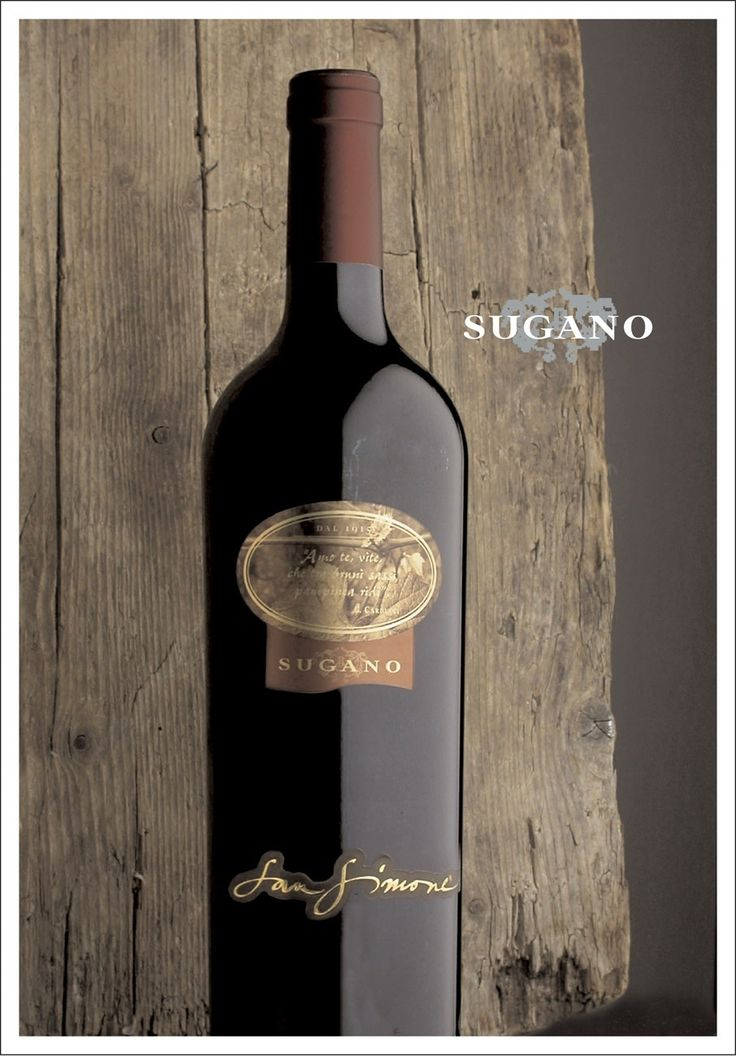 "San Simone Cabernet Franc DOC ""Sugano"".... owes its name to a particular area of Porcia, named Sugano in cadastral maps, where we grow the vines, derived from a clonal selection of Carmenère."