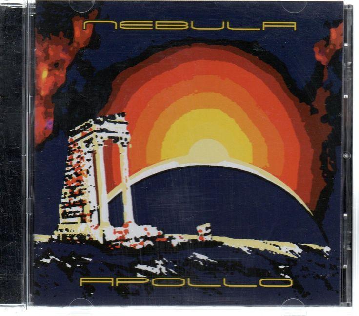 Αποτέλεσμα εικόνας για nebula apollo album