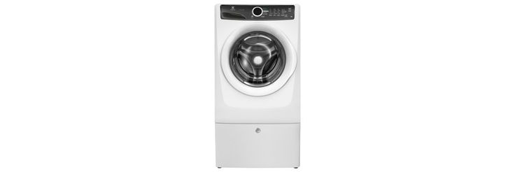 Front Load Washer with LuxCare™ Wash - 4.3 Cu. Ft. EFLW417SIW Electrolux Appliances