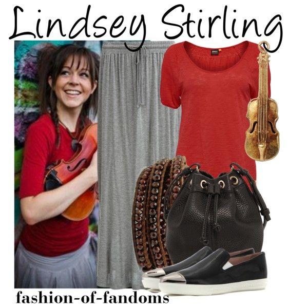 """""""Lindsey Stirling"""" by fofandoms on Polyvore"""