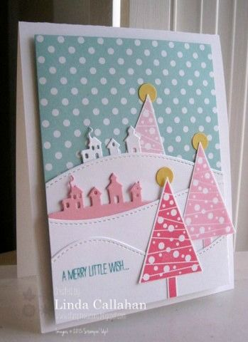 Stampin' Seasons: Stamp Review Crew: Festival of Trees