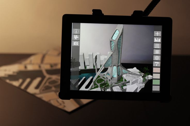 ARki: Augmented Reality Architectural Visualisation. Arki is an Augmented Reality platform for real-time visualisation of architectural models. By incorporating AR technology within the architectural design process, ARki is able to visualise 3d models for both design and presentation purposes, helping to create an immersive visualisation technique with multiple layers of interactivity. ARki can be deployed on any ios/ android device which allows the user to explore 3d data with an added…