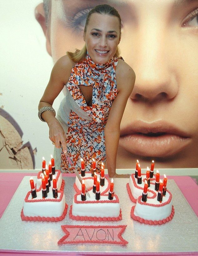 Avon celebrates 125 years!!!