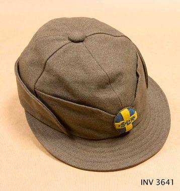 Skärmmössa m/1931, SLK.