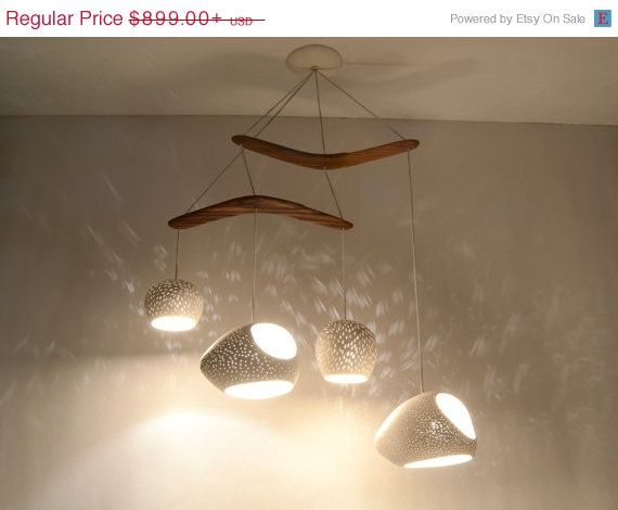Hey, I found this really awesome Etsy listing at https://www.etsy.com/listing/214679038/january-chandelier-sale-claylight