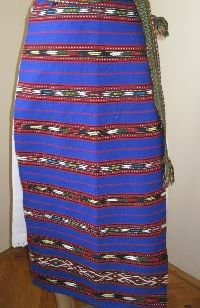 NEW hand woven Romanian pair of aprons from Oltenia - Gorj .  Available at www.greatblouses.com