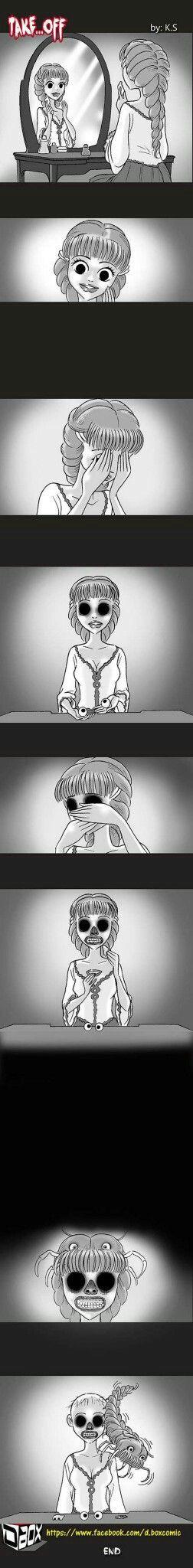 Cómics horror