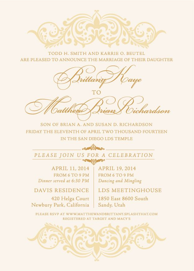 80 best flourish and swirls images on pinterest flourish swirls the invitation maker offers high quality custom wedding invitations with a unique 1 on stopboris Choice Image