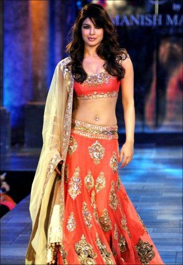 Priyanka Chopra for Welfare Fashion Show Online Shopping - Bollywood Replica | B.86