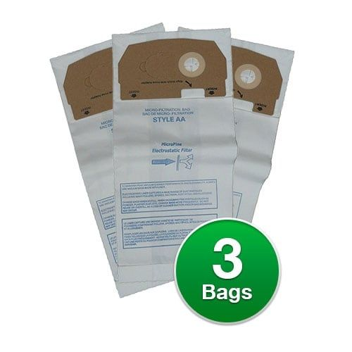 Replacement Vacuum Bag for Eureka 3109BM Mighty Canister Vacuum Model