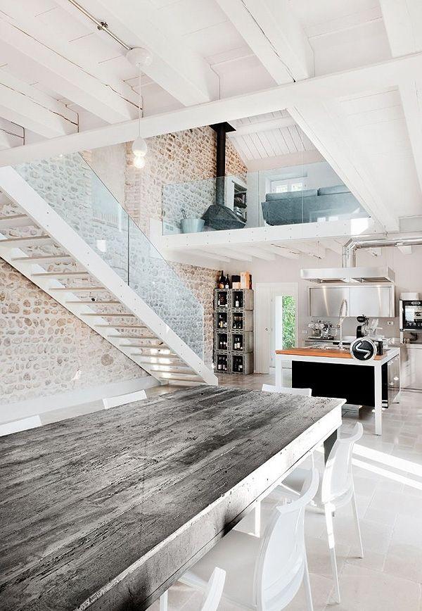 Estate italiana interiors idee per interni stili di for Idee interni casa