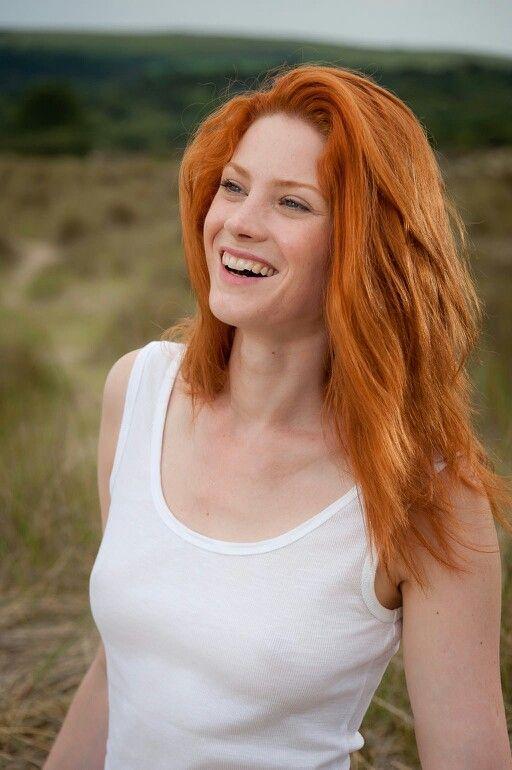 Cute red hair pussy