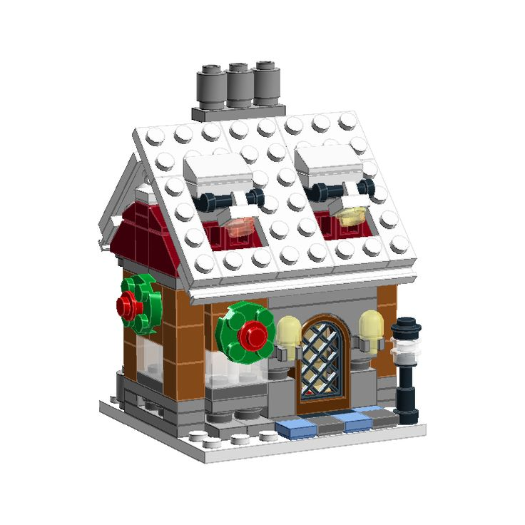 mini Winter Bakery (10216) : 네이버 블로그
