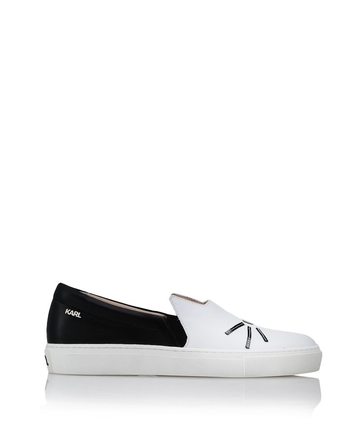 Are You Looking For Karl Lagerfeld WomenS KSneaker Slip On