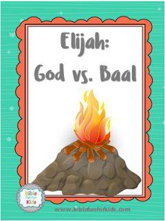 17 Best images about Bible: Elijah & Elisha on Pinterest ...